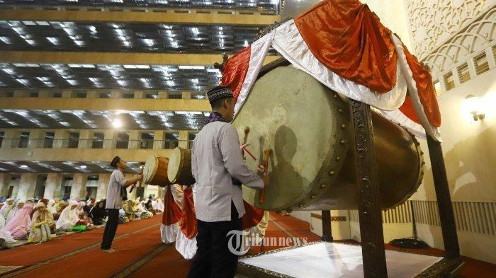 Download MP3 Suara Takbiran Alm Ustaz Jefri Al Buchori dan H Aswan Faisal Sambut Hari Raya Idul Adha