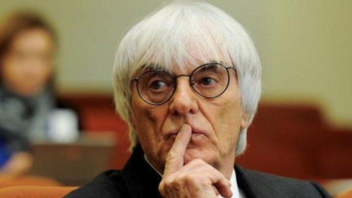 Mantan Bos F1, Ecclestone Dianugerahi Anak Keempat di Usia 89 Tahun, Anak Sulung Berusia 65 Tahun