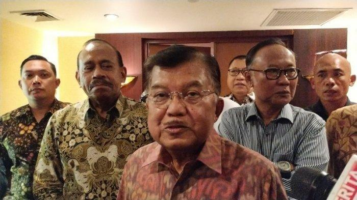 Dua Kali Jadi Wapres, Jusuf Kalla: Saya Tidak Pernah Menonjolkan Diri, Saya Dua-duanya Diminta