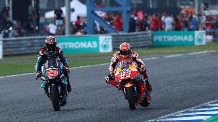 SEDANG BERLANGSUNG MotoGP Perancis 2020, Link Live Streaming Via Trans 7 Cek di Sini