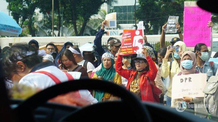 Buruh Bakal Demo Tolak Kenaikan UMP DKI Rp 4,2 Juta Hari Ini