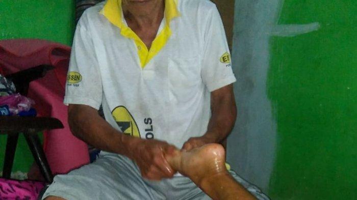 Terapi Pijat Sambal di Blitar Semakin Ramai saat Pandemi Corona, Pakai 45 hingga 60 Cabai
