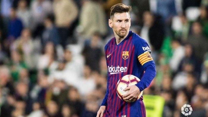 Lionel Messi Butuh Selusin Gol untuk Pertahankan Sepatu Emas Eropa