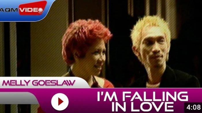 Chord I'm Falling in Love - Melly Goeslaw: Dan Ku Tlah Jatuh Cinta, Ku Wanita dan Engkau Lelaki