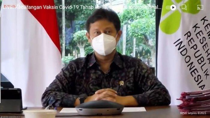 Klaim Indonesia Sudah Lewati Puncak Gelombang Kedua Covid-19, Menkes: Nyatanya Demikian