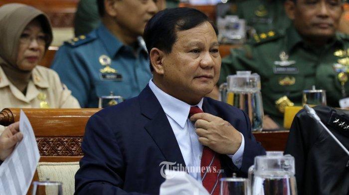 Nama Menhan Prabowo Subianto Muncul dalam Sidang Suap Benih Lobster, Ini Kata Dahnil Anzar