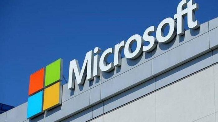 Gedung Microsoft.