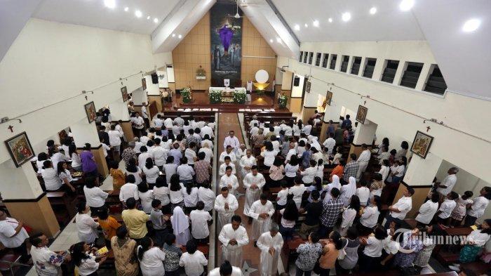 Daftar Link Misa Online Minggu 6 September Langsung di TVRI hingga Jadwal Misa Sore