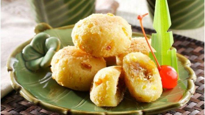 Resep Buka Puasa Praktis Sajian Kue Tradisional: Onde-Onde dan Misro Jagung Isi Unti