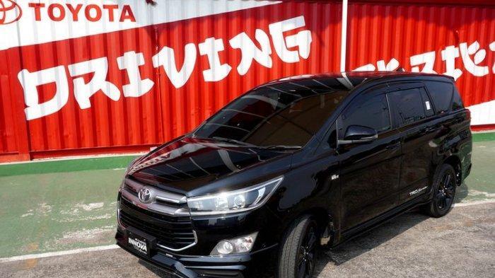 Mobil Toyota Innova TRD Sportivo Baru Meluncur Langsung Diguyur Diskon Puluhan Juta Rupiah