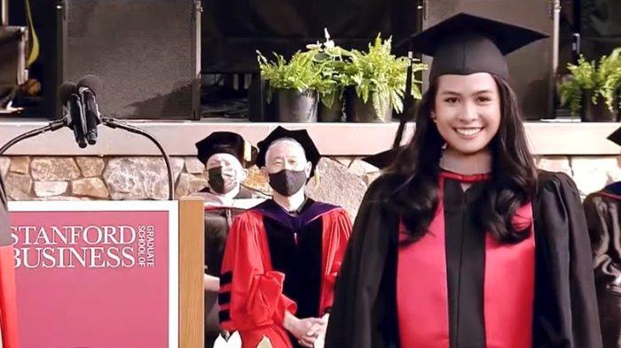 Ini 5 Hal yang Dipelajari Maudy Ayunda saat Kuliah di Stanford University: Tak Mau Dikritik? Rugi!