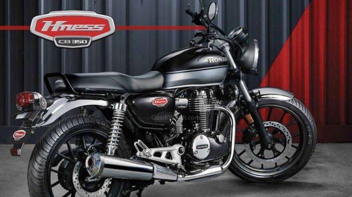 Dibanderol Rp 38 Jutaan, Motor Honda HNess CB350 Resmi Meluncur di India, Ini Spesifikasinya