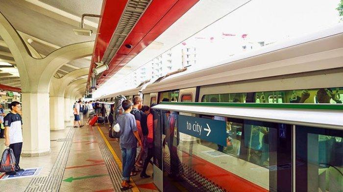 Simak Cara Naik MRT Singapura dari Bandara Changi, Panduan untuk Traveler Pemula