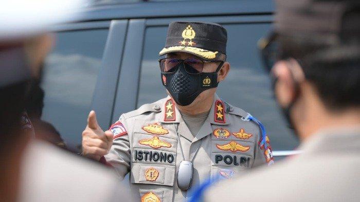 Jadi Jalur Favorit Pemudik, Korlantas Polri Dirikan 14 Titik Penyekatan di Jalur Selatan Pulau Jawa