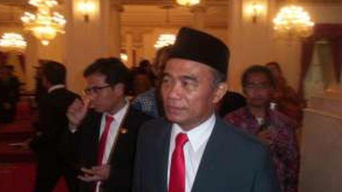Menteri Pendidikan dan Kebudayaan Muhadjir Effendy.