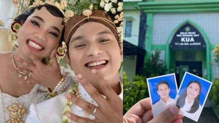 Gelar Pernikahan Hanya dengan Akad Nikah, Mumuk Gomez: Thats My Dream Wedding Sesungguhnya