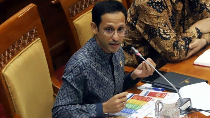 Nadiem Makarim Tegaskan PTM Terbatas Tak Sama dengan Sekolah Biasa, Izin Orangtua Murid jadi Penentu