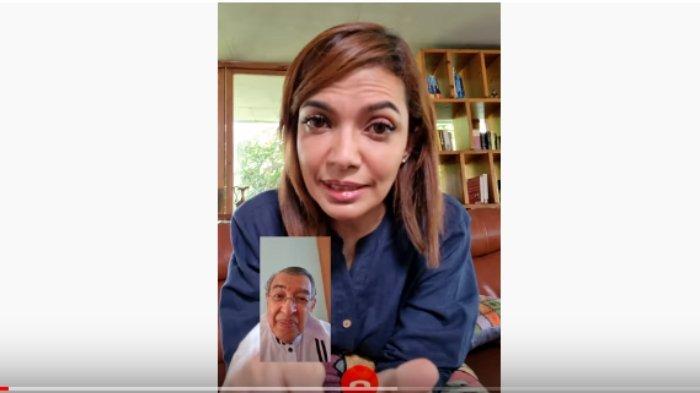Najwa Shihab Bertanya ke Quraish Shihab Terkait Ibadah Saat Wabah Corona, Ini Penjelasannya