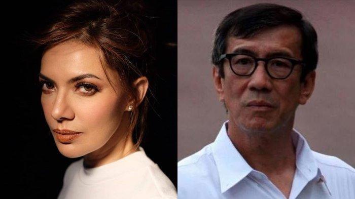 Najwa Shihab Bereaksi Keras Dengar Wacana Yasonna Laoly Bebaskan Koruptor Cegah Corona: Nanti Dulu!