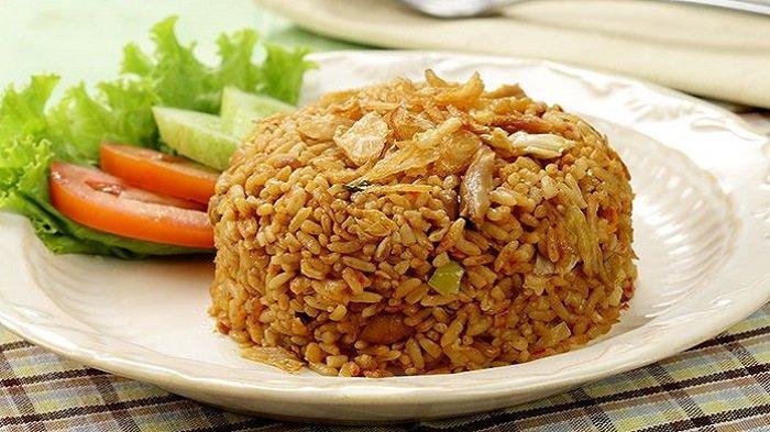 Jadi Kebiasaan Orang Indonesia, Ternyata Sarapan Nasi Goreng Bisa Picu Stroke hingga Sakit Jantung