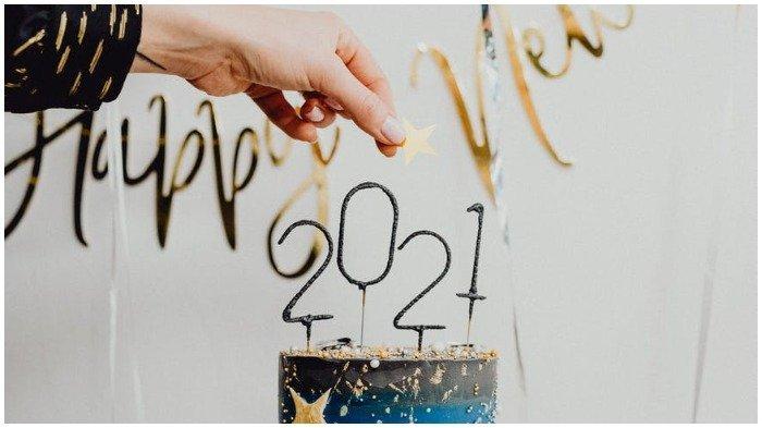 Kumpulan Ucapan Selamat Tahun Baru 2021, Gambar dan Ucapan Bahasa Inggris, Cocok Dibagikan di WA, IG