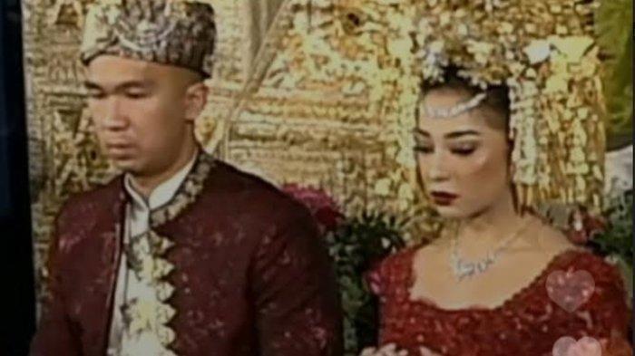 Sah! Nikita Willy dan Indra Priawan Resmi Jadi Suami-Istri, Sang Paman Menangis saat Menikahkan