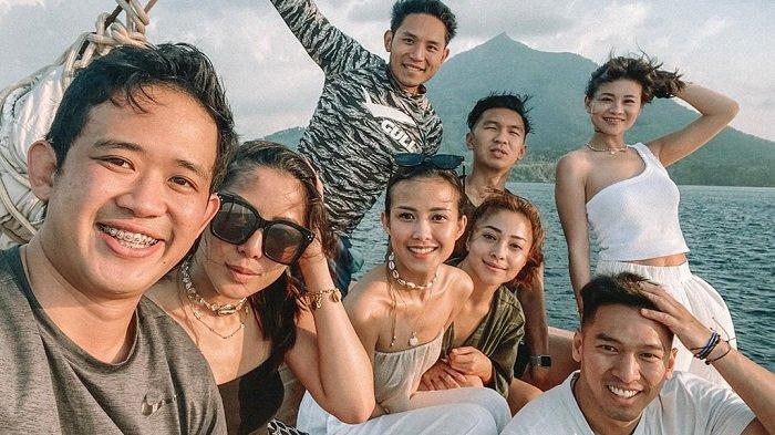 Nikita Willy Liburan ke Pulau Banda Maluku Pakai Kapal Pinisi, Harga Sewanya Rp 189 Jutaan Per Malam