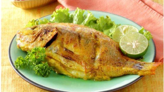 Resep Buka Puasa Praktis Sajian Seafood: Nila Bakar Bumbu Kuning dan Ikan Bakar Seraki