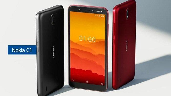 Resmi Masuk Indonesia, Nokia C1 Dibanderol di Bawah Rp 1 Juta, Simak Spesifikasinya