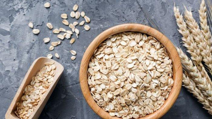 Ilustrasi oats. (SHUTTERSTOCK)