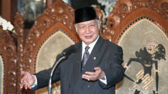 Hari Ini 100 Tahun yang Lalu Soeharto Lahir, Simak Profil Presiden Kedua RI dan Kenangan Mbak Tutut