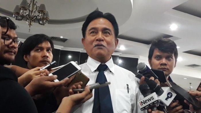 UU Cipta Kerja Telanjur Diteken Presiden Jokowi, Ini Saran Yusril untuk Perbaikan