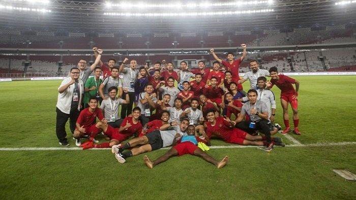 Timnas Indonesia Bakal Hadapi Jepang, Arab Saudi & China, Ini Hasil Drawing Piala Asia AFC U-16 2020
