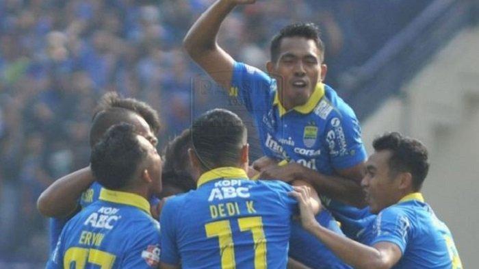 Klasemen Liga 1 2019, Persib Bandung Catat 4 Kemenangan Beruntun untuk Pertama Kali