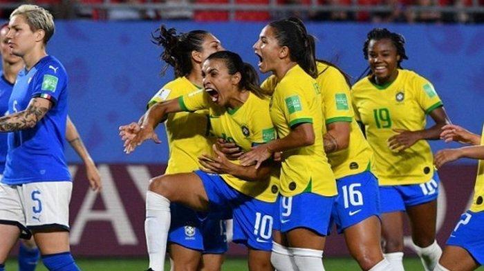 Brasil dan Inggris Umumkan Kesetaraan Gaji Timnas Putra dan Putri, 3 Negara Lain Sudah Menerapkan