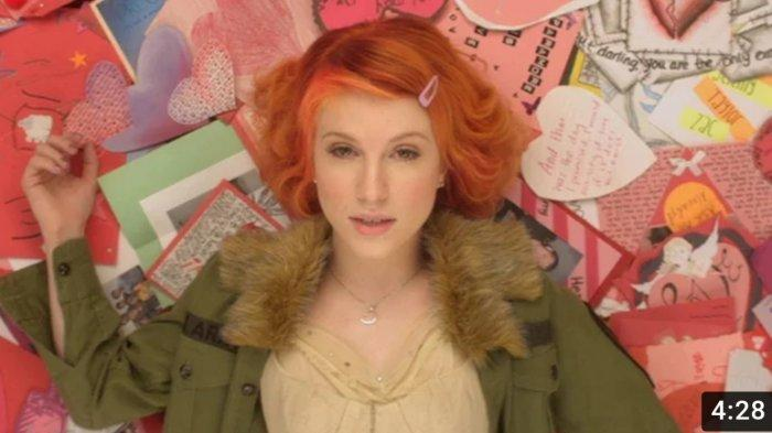 Lirik & Chord Gitar The Only Exception - Paramore: You Are The Only Exception