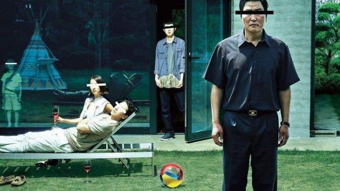 Jadi Sorotan di Indonesia karena Mirip Sinetron, Ini Sederet Poster Film Parasite di Berbagai Negara