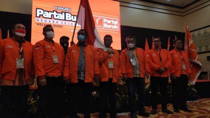 Partai Buruh Kembali Dibentuk: Konstituen Capai 10 Juta Lebih Pekerja, Ini Susunan Pengurus Partai