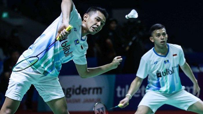 China Open 2019: Ganda Putra Indonesia Catat Sejarah Baru, 3 Wakil Lolos ke Babak Semifinal