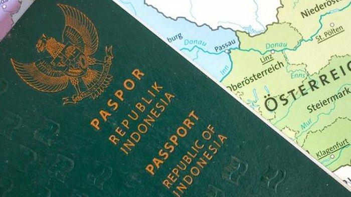 Tak Perlu Datang ke Kantor Imigrasi, Antrean Bikin Paspor Bisa Lewat Online, Ini Caranya