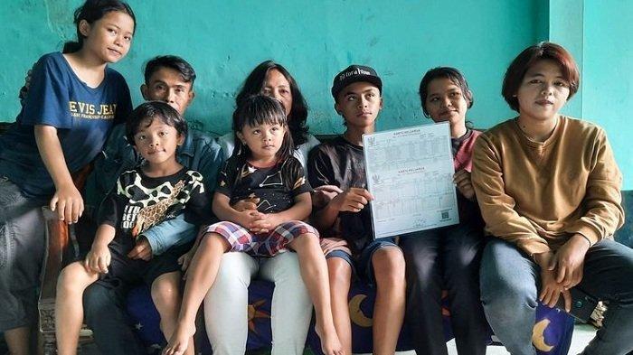 Kisah Pasutri di Malang Punya 16 Anak, Semua Anak Lahir secara Normal, Sempat Ikuti Program KB