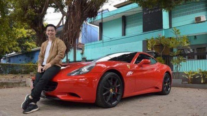 Kisah Pebisnis Muda Rico Huang, dari Bisnis Jual Casing HP hingga Mampu Beli Mobil Ferrari