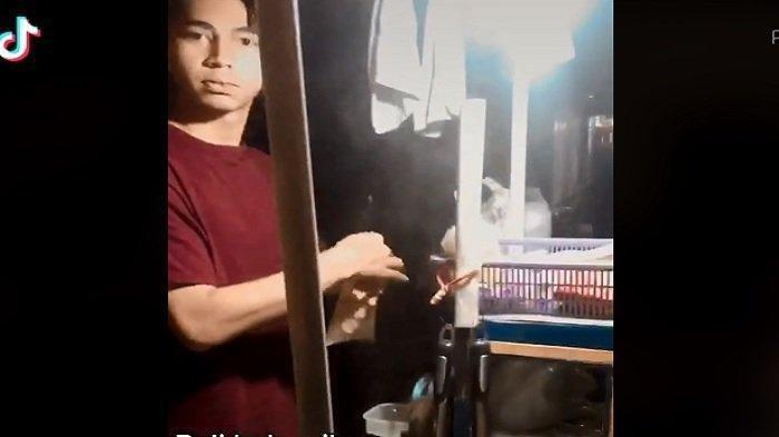 Viral Tukang Bakso Ganteng Disebut Mirip Raffi Ahmad Muda yang Bikin Pembeli Senyam-senyum Sendiri