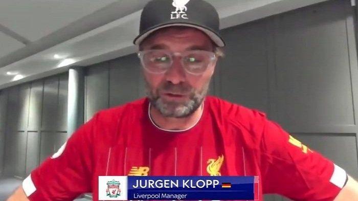 Liverpool Juara Liga Inggris, Juergen Klopp Berkaca-kaca: Luar Biasa, Gelar Ini untuk Gerrard