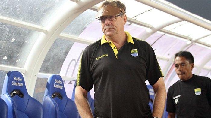 PSM Makassar Vs Persib Bandung, Robert Kantongi Kekuatan Lawan: Kamis Harus Waspada