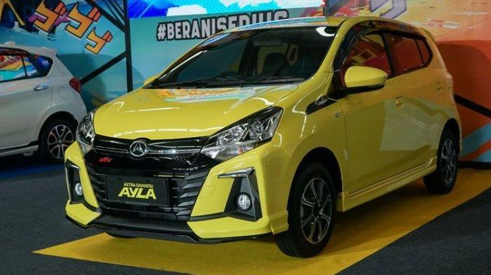 Daihatsu Ayla Facelift Tampil Lebih Glamor, Ini Target Penjualannya