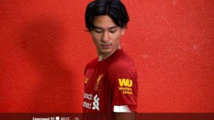 Prediksi Line-up Liverpool Vs Everton - Live RCTI, Debut Takumi Minamino