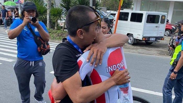 SEA Games 2019: Aiman Cahyadi Persembahkan Medali Emas Pertama untuk Balap Sepeda