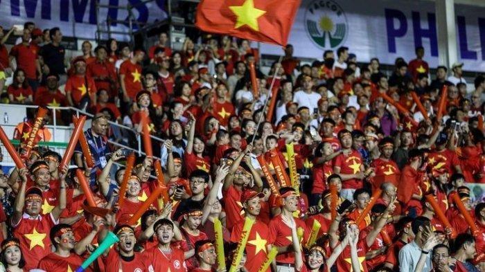 Pelatih Diusir Keluar Lapangan, Vietnam Rebut Emas dari Indonesia