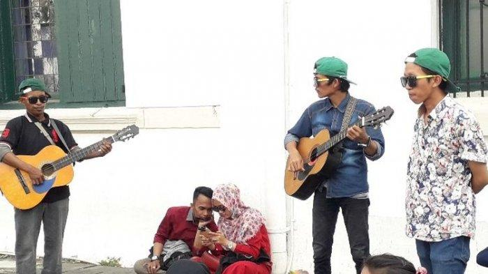PP Royalti Resmi Diteken Jokowi, Bagaimana Nasib Pengamen Jalanan? Ini Penjelasan Kemenkumham